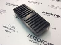 Ford Capri MK1/2/3 New throttle pedal pad